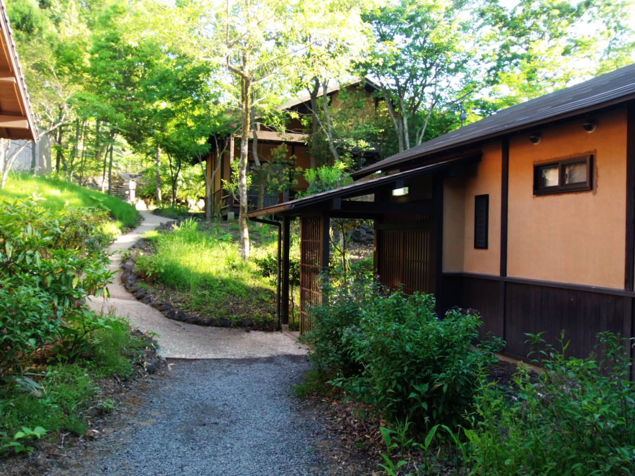 旅行vo.2「うさぎも泊まれる温泉旅館」